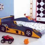Wonderful Nice Coolest Super Great Race Car Bed For Toddler With Little Tikes Car Bed Toddler Made Of Wood Design Concept With White Mattress 728x538