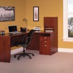 wonderful-nice-creative-classic-large-corner-desk-with-wooden-originally-made-concept-with-brown-coloring-and-has-modern-chair