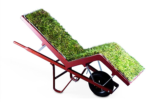 wonderful-nice-unique-coolest-best-lawn-chair-with-grasschaise-concept-and-has-wheel-and-double-legs-with-green-grass