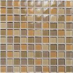 Casa Antica mosaic tiles in glass material