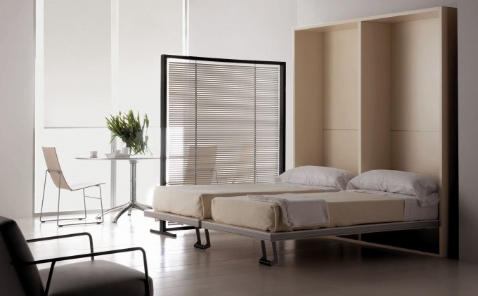 Wall divider ikea create privacy in an easy and practical for Ikea wohnwand weiay
