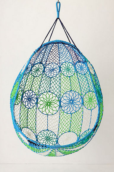 10 Coolest Hanging Chairs for Kids | HomesFeed