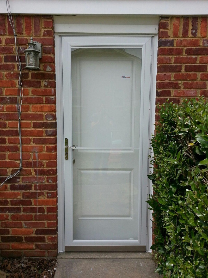 Pella Storm Doors : Pella storm doors selections homesfeed