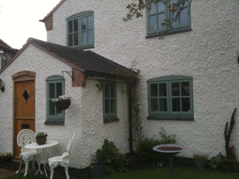 casement flush bay pane harborne sash cover windows cottage window five