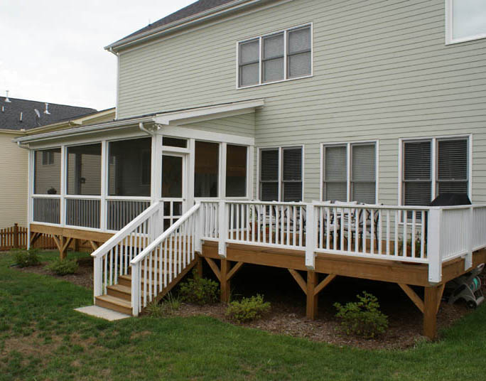 The Best Screened Porch design for Typical Home | HomesFeed