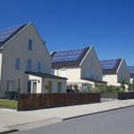 amazing-cool-nice-large-solar-panel-houses-with-half-covering-the-roof-with-small-house-design
