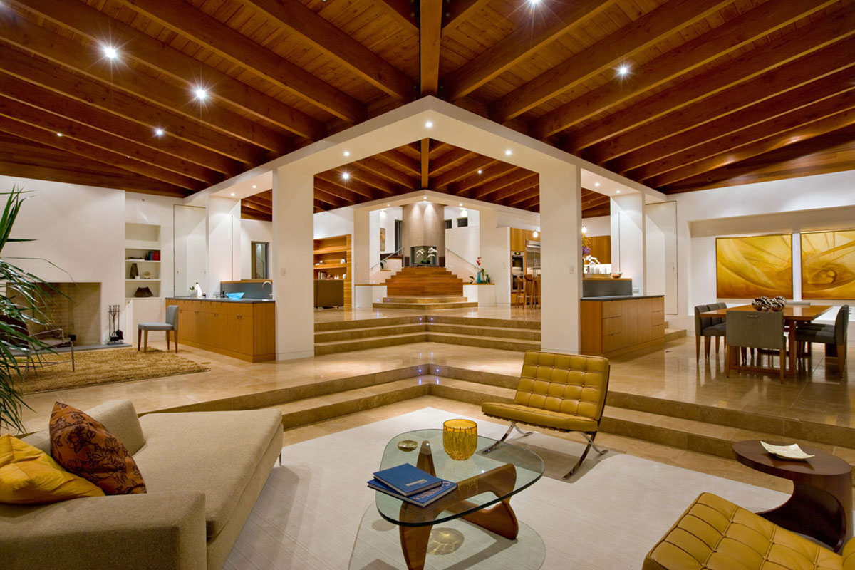 Mesmerizing architecture interior designs that keep your for Interior design styles wood