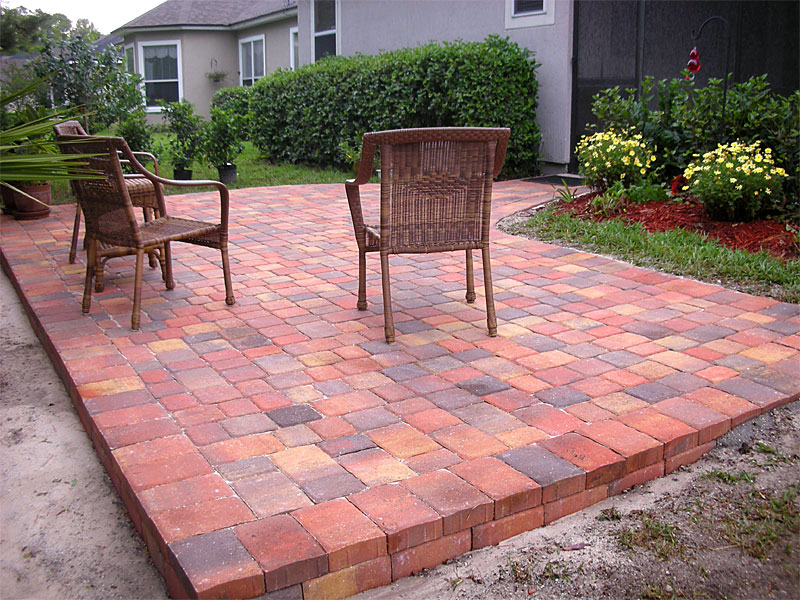 Good looking Paver Stone Patio Design Ideas - Patio Design ...
