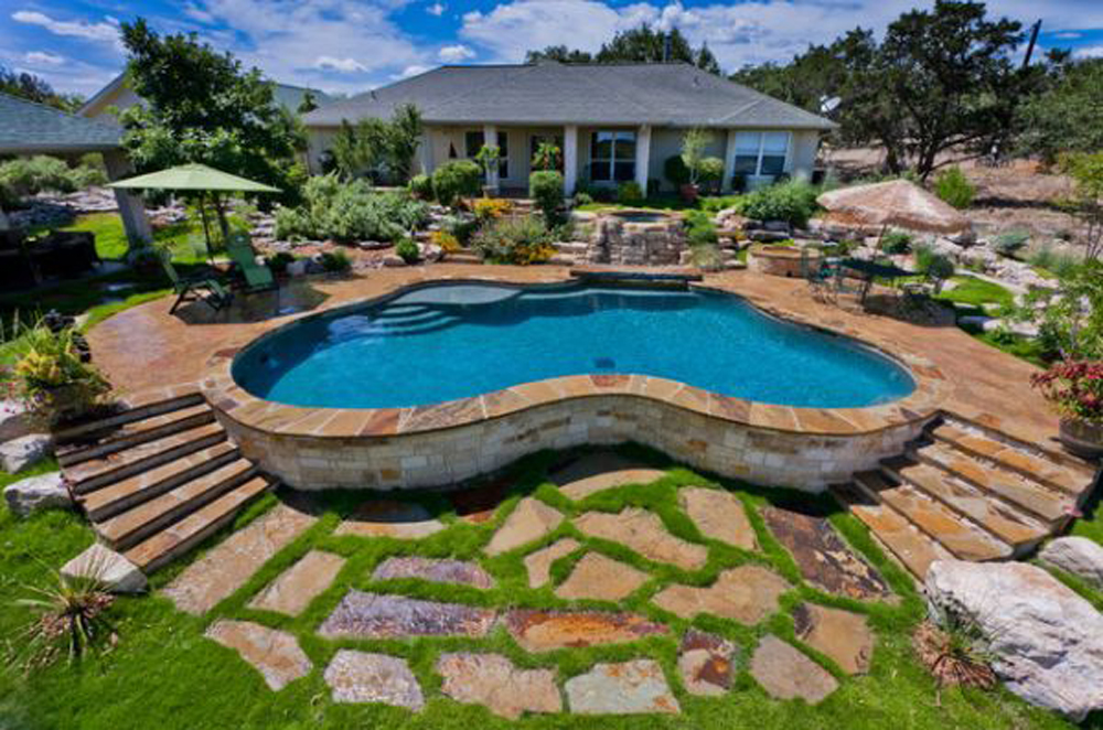 The Best Backyard Pools That You Must See HomesFeed - Best backyard ideas