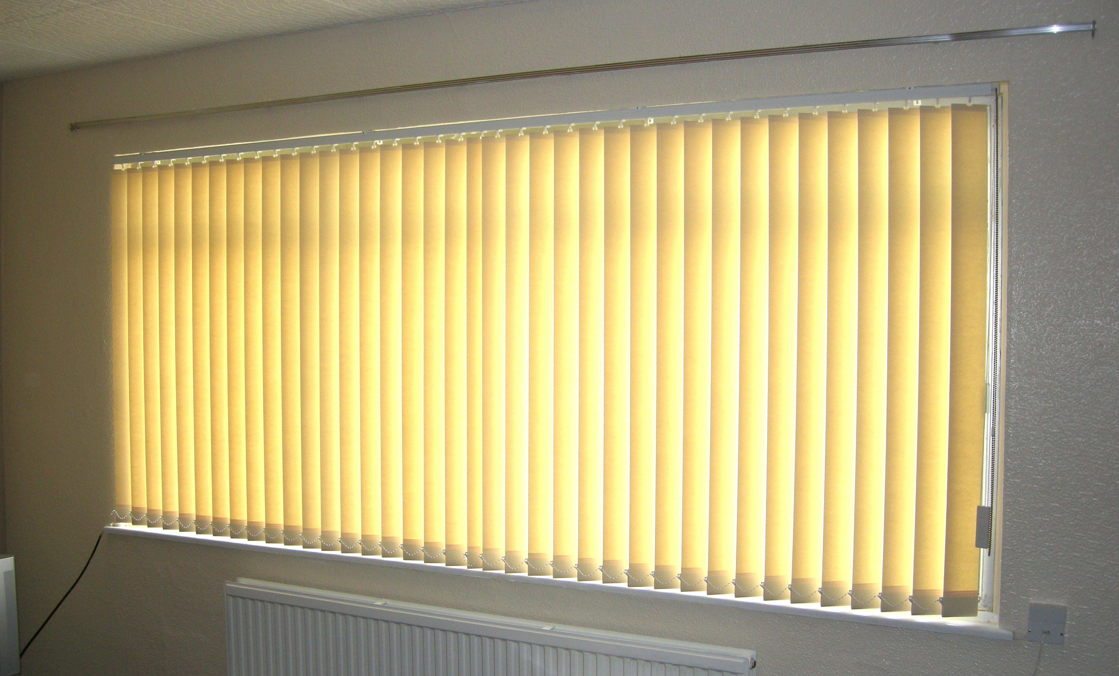 Design Types Of Blinds most common types of window blinds homesfeed bright yellow vertical blind for office
