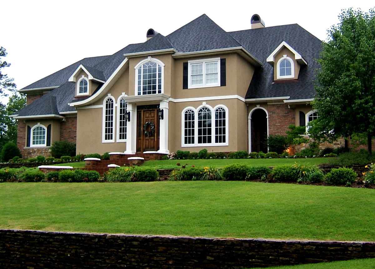 Remove The Dullness And Uninteresting Outlooks In Your Home Exterior - Home-exterior-painting