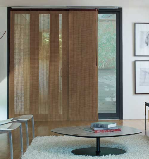 Accent Vertical Blinds Images Lake Home Ideas Rustic