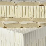 cazenovian pillowtop organic matresses with latex natural material
