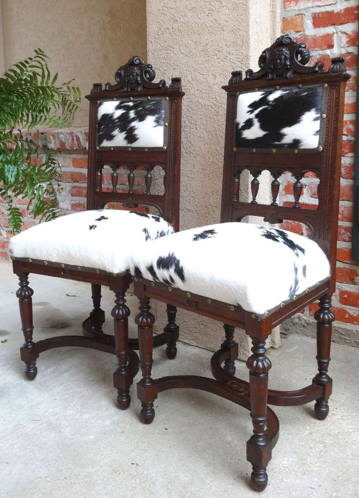 Cowhide Dining Room Chairs. Cowhide Dining Room Chairs Stylish ...