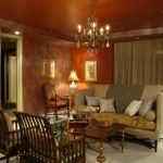 classic-traditional-amazing-cool-elegant-earth-tone-wall-paint-colors-with-old-red-brown-coloring-wall-concept-for-small-living-room
