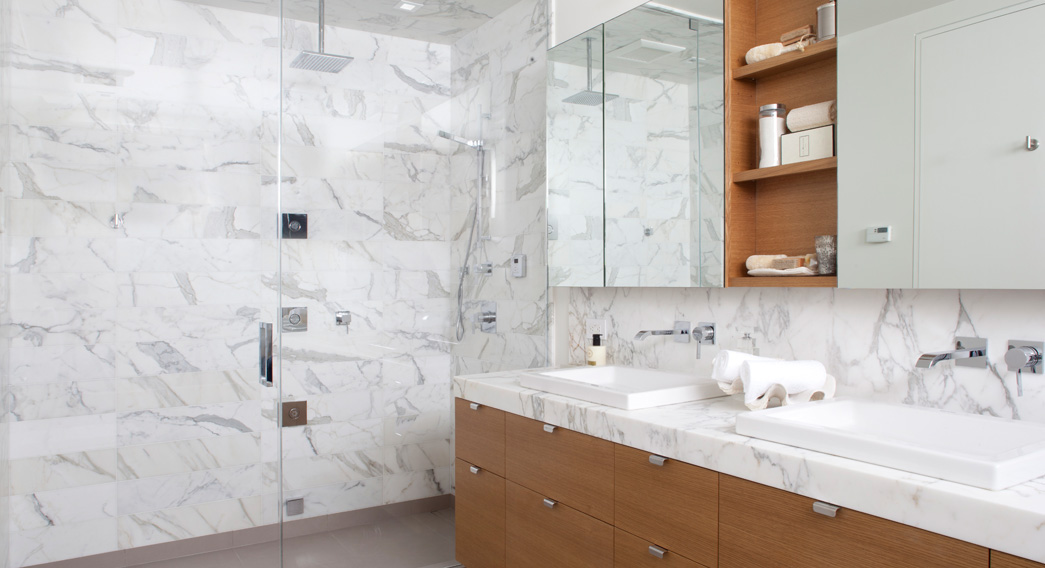 Carrara Marble Bathrooms How To Decorate Them Homesfeed