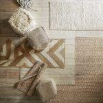 Cleaning Robicon Jute Rug In Wooden Floor