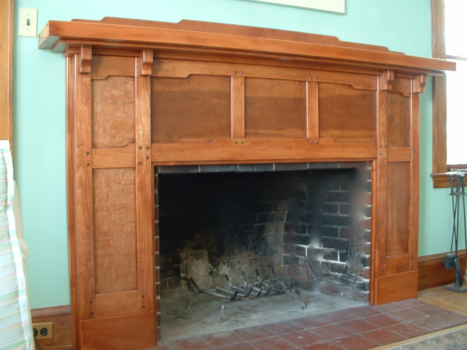 Craftsman Fireplace Mantel Ideas | HomesFeed