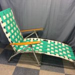 Comfy Folded Lawn Chair For Outdoor With Headrest And Armrest  Features