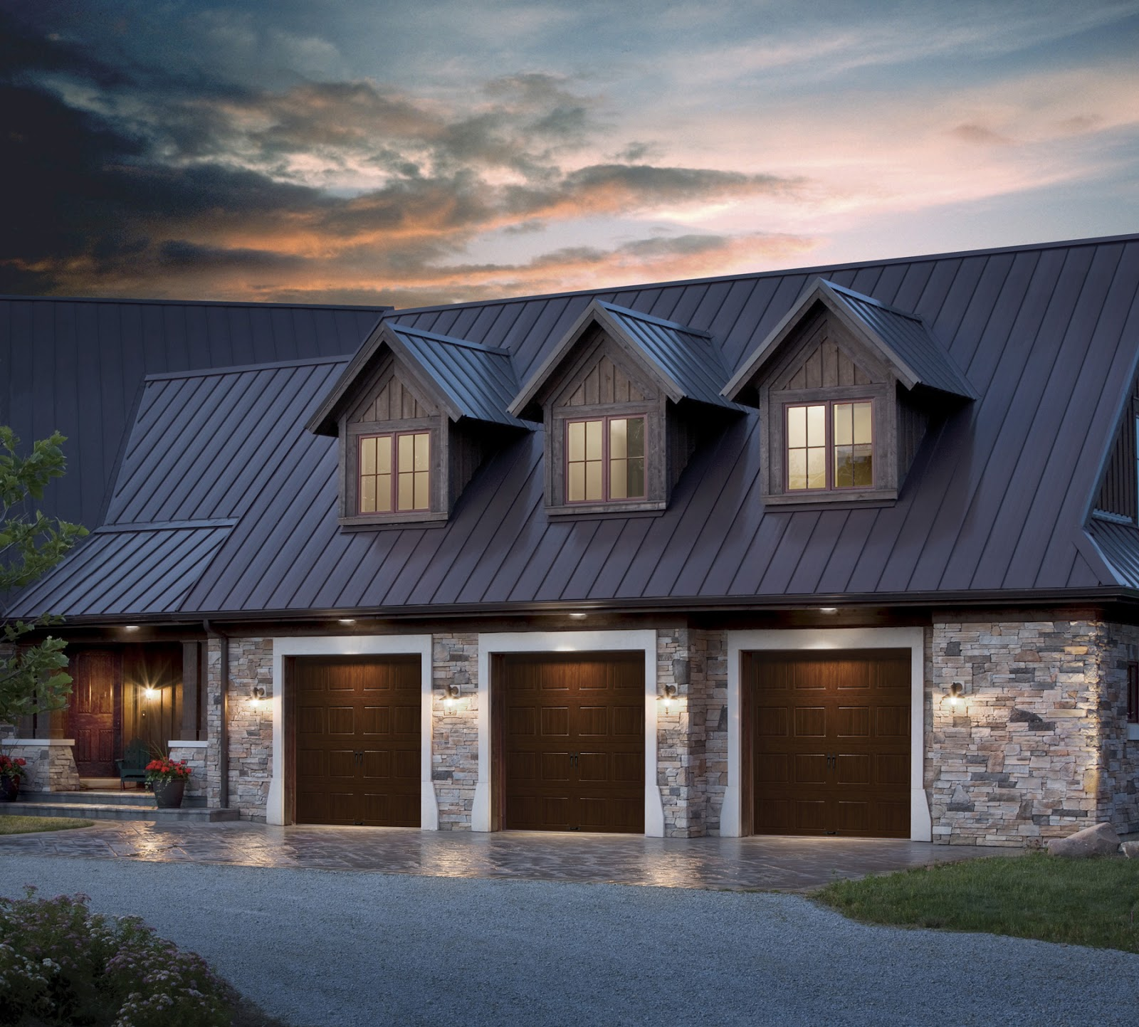 Garage Design Cool Garages: Cool Garage Doors That Will Grab Your Attention