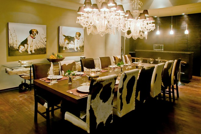 Cowhide Dining Chairs: Fun and Stylish Choice of Dining Furniture ...