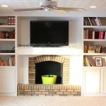creative-cool-fantastic-amazing-built-in-cabinet-around-fireplace-Remodelaholic-built-ins-around-fireplace-with-white-concept-wooden-made-with-television-and-books-design