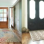 creative-cool-nice-elegant-great-entryway-rug-with-colorful-small-concept-with-tiny-one-for-small-entry-way-decoration