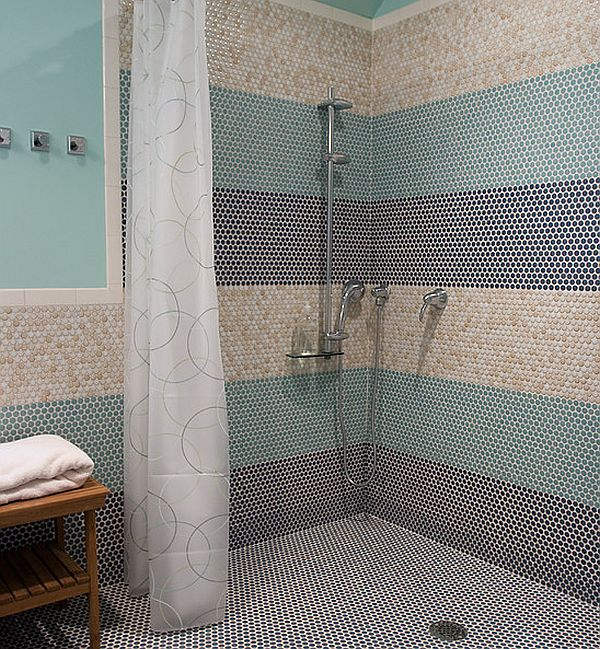 Modern And Classic Walk In Shower Without Doors
