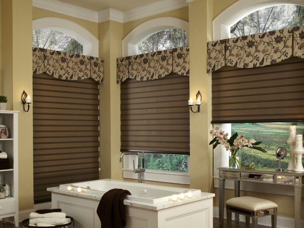 Cover your window with modern stylish type of blinds for Stylish window shades