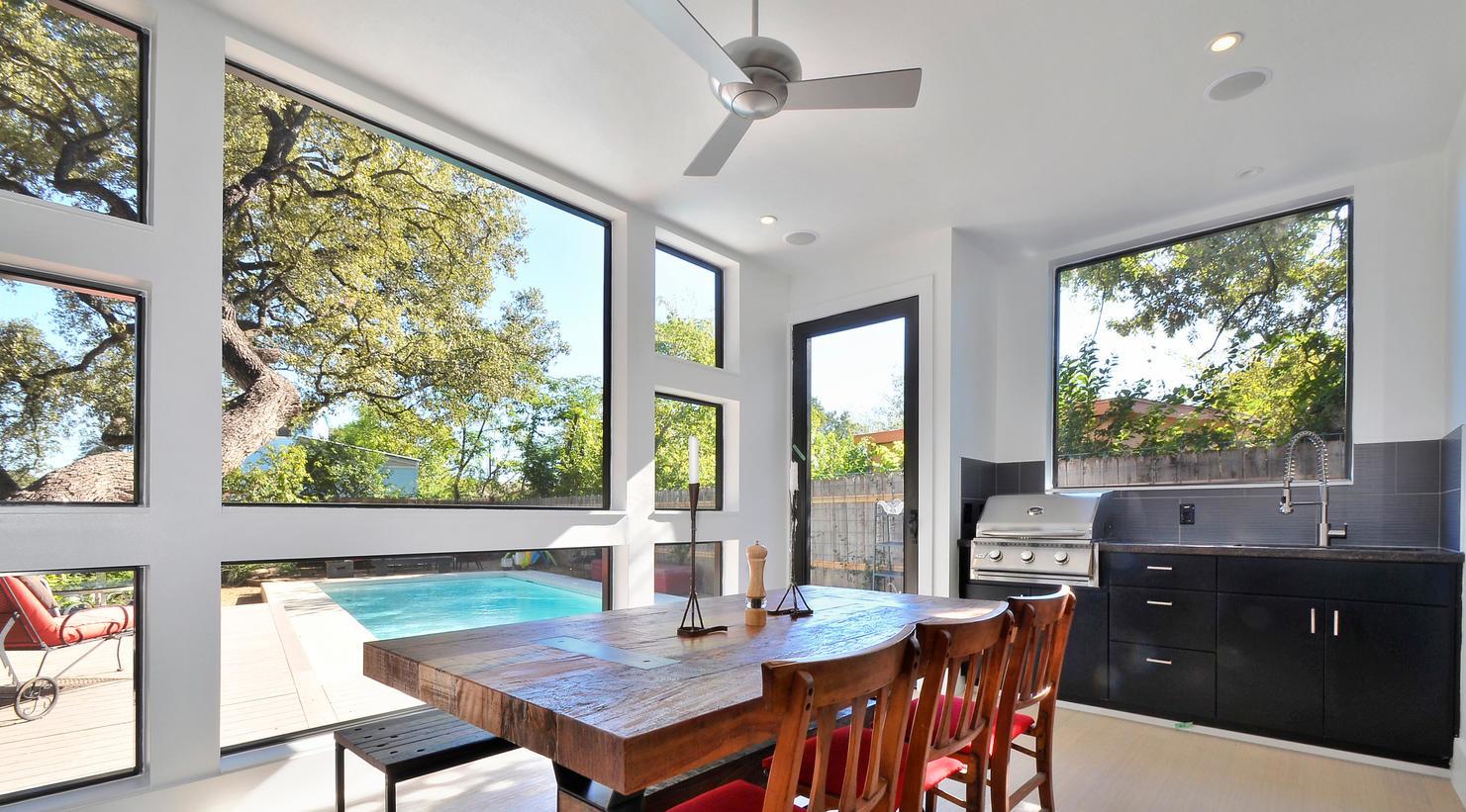 how to make aluminum windows energy efficient