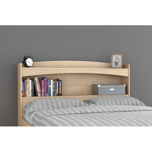 Free Standing Headboard Secured And Simple Homesfeed