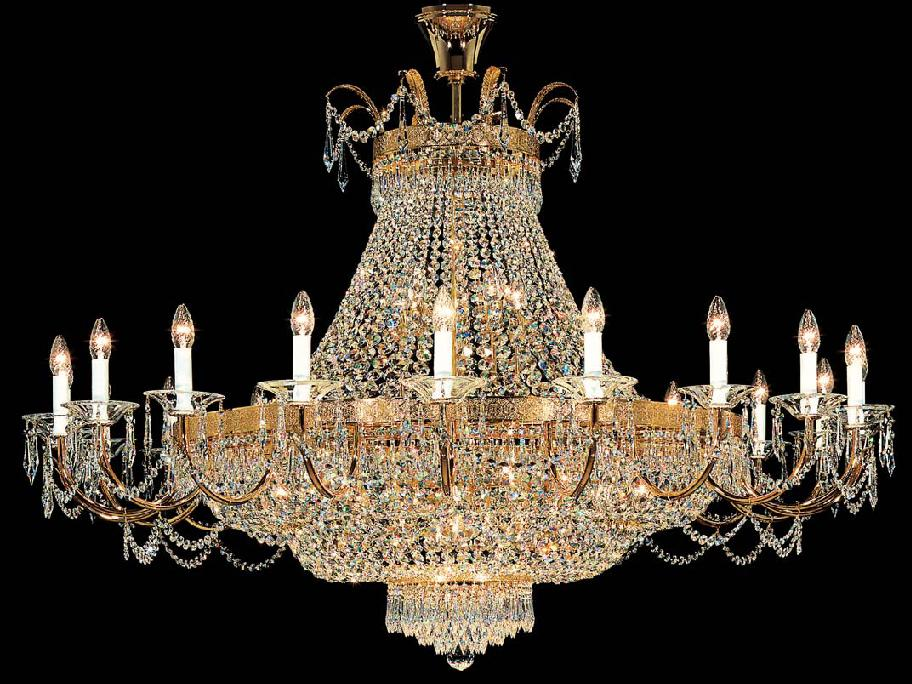 Guides of buying funky chandeliers homesfeed full crystal pendant chandelier aloadofball Gallery
