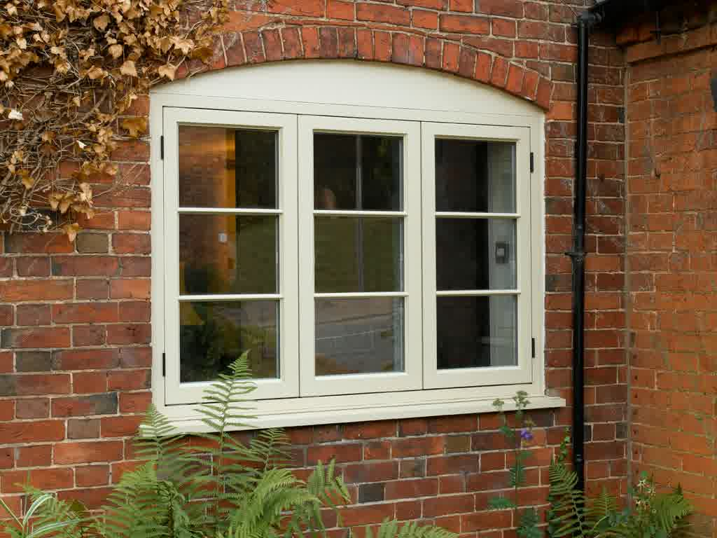 Fancinating cottage style windows for simple and charming appearance to your house homesfeed for Casement window design plans