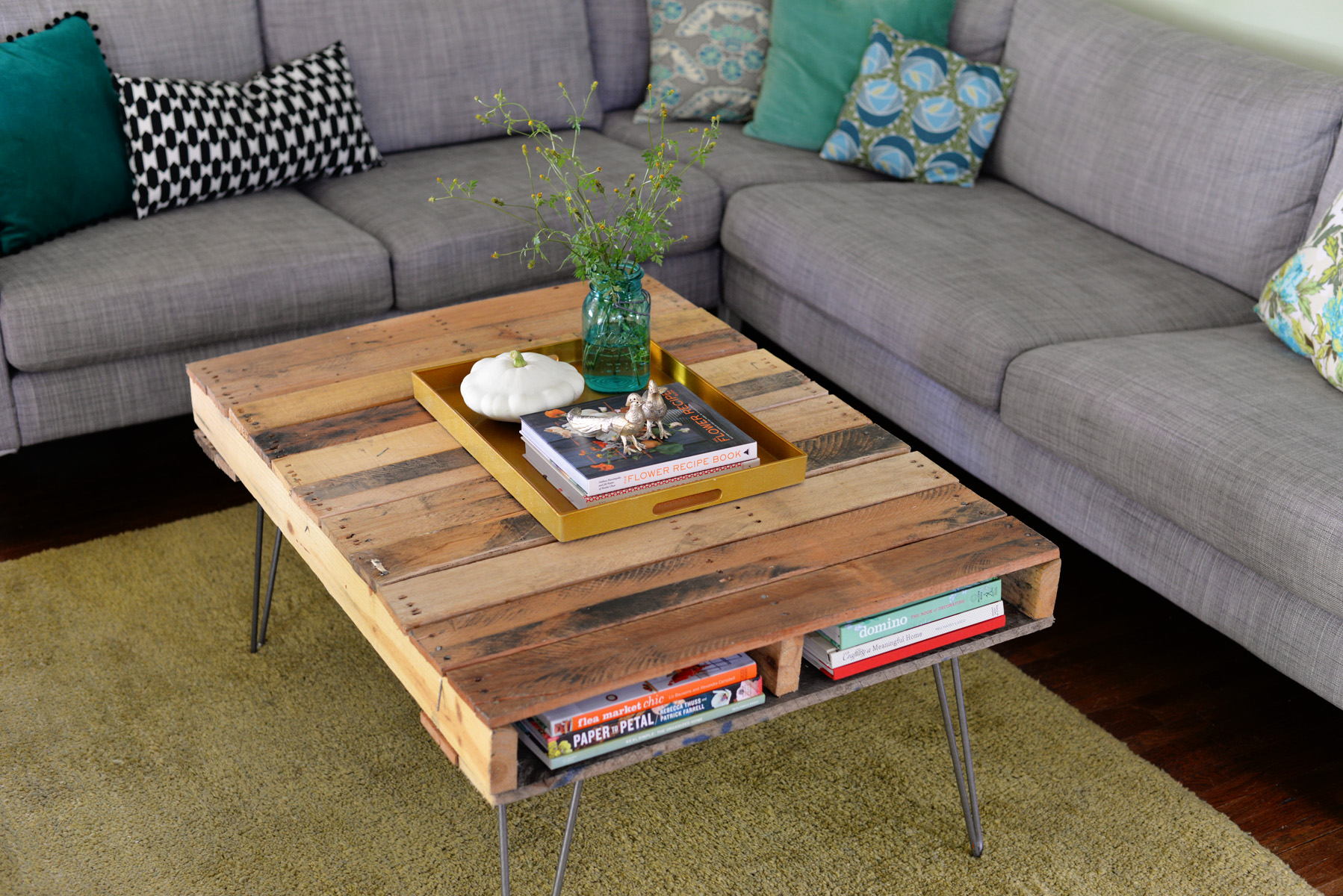Hairpin Leg Coffee Table Design Considerations