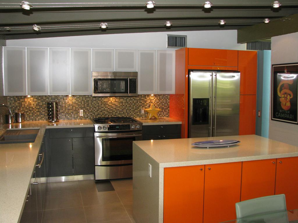 Mid Century Kitchen Mid Century Modern Kitchen Cabinets Recommendation Homesfeed