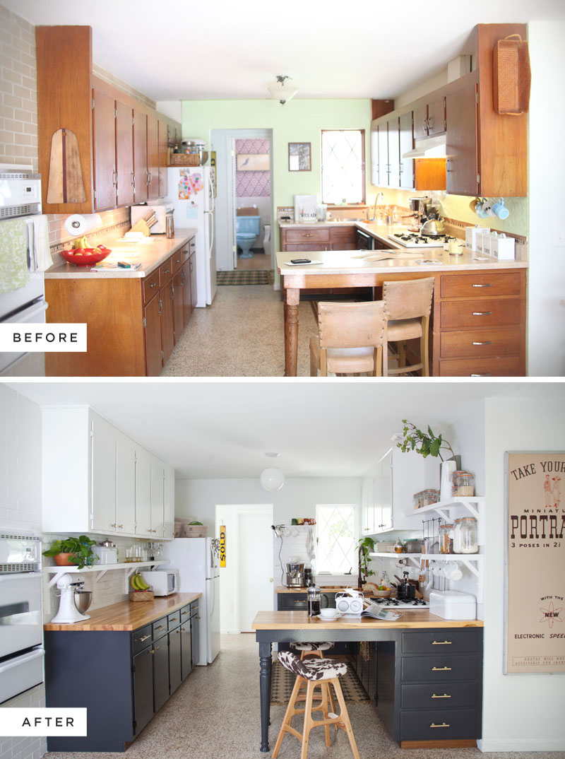 Get The Fresh And Cool Outlook Inspiration With Kitchen