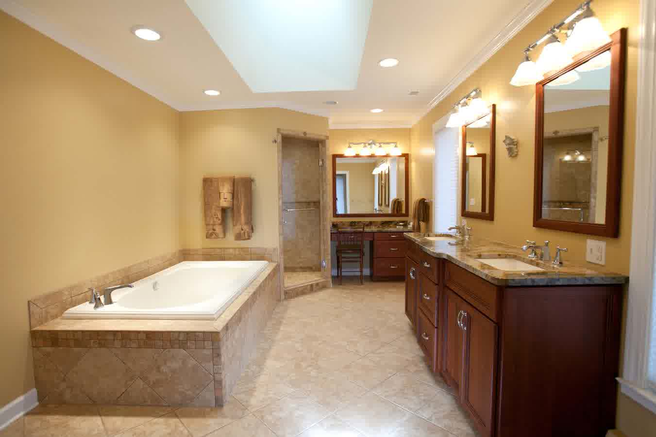 Amazing bathroom remodeling on a wise budget homesfeed for Amazing bathroom remodels