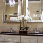 lively framed mirrors overlooking with oval white sinks on finets large cabinet storage for awesome best bathroom remodels