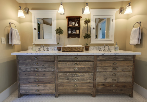 Inch Bathroom Vanity The Variants HomesFeed - 84 bathroom vanities and cabinets