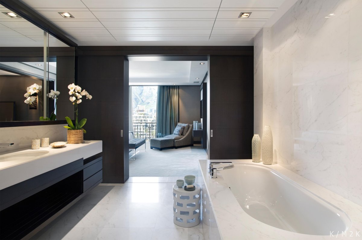 Mesmerizing architecture interior designs that keep your for Exclusive bathroom designs