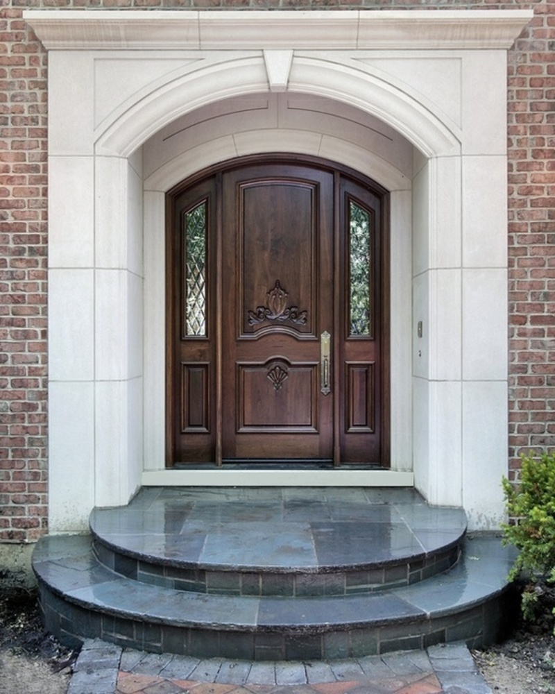 make your guests and friends impress with stunning front