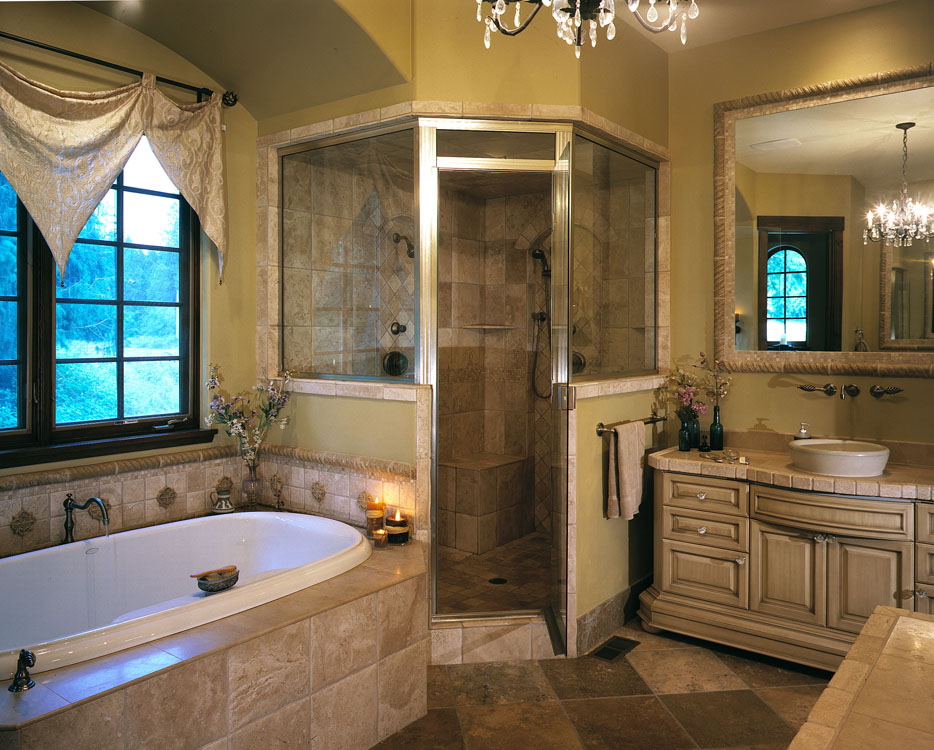 Transform your ordinary bathroom to a luxury bathroom with for Oversized baths