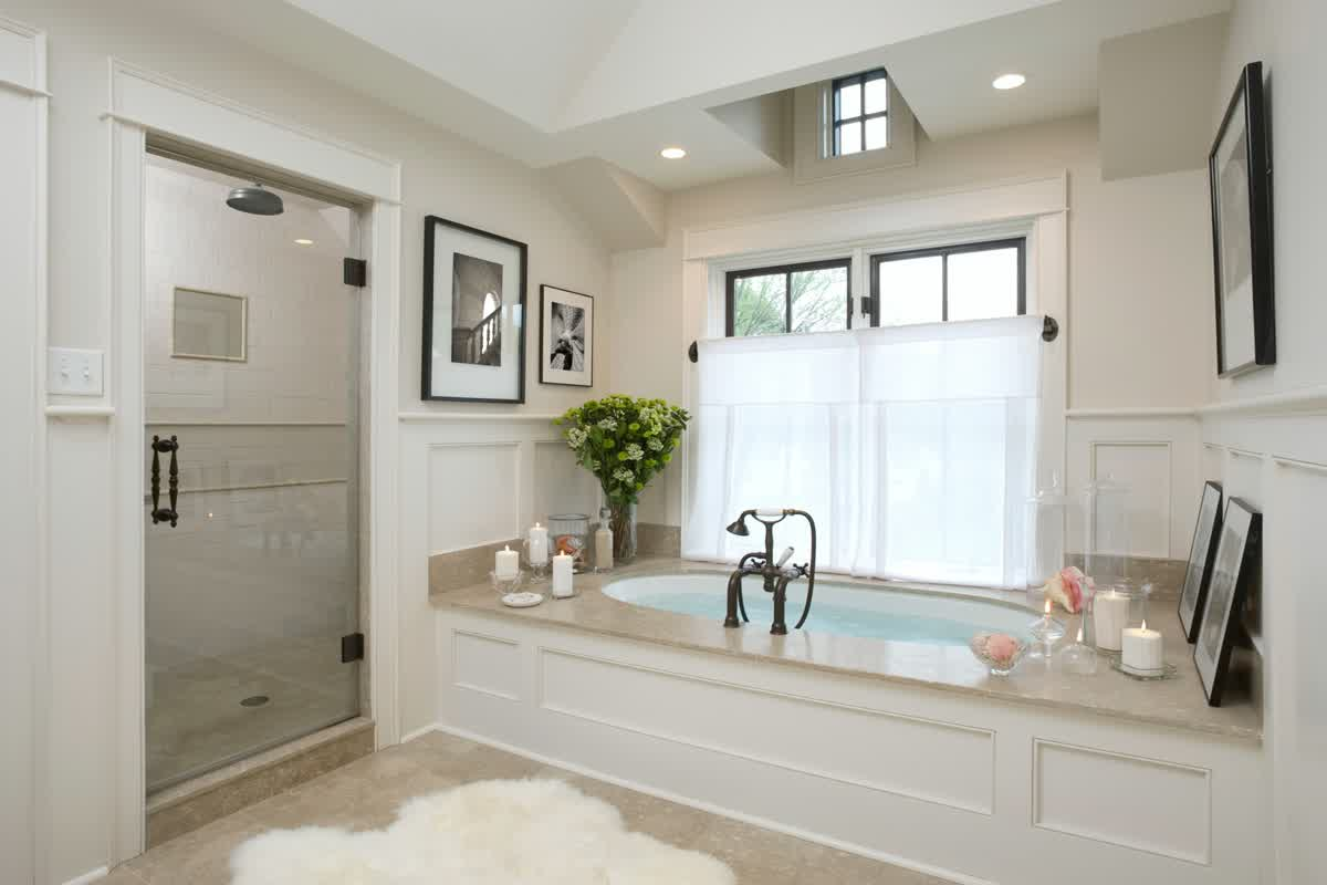 Mold In Bathroom Renovation amazing bathroom remodeling on a wise budget | homesfeed