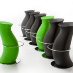 modern-cool-awesome-nice-cool-bar-stool-with-bar-stools-hula-concept-unique-cool-curved-thick-with-round-steel-with-black-and-green-coloring