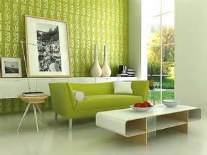 modern interior painting ideas for latest trend living room style with foamy green sofa and fashionable coffee table storage mixed appealing wall unit