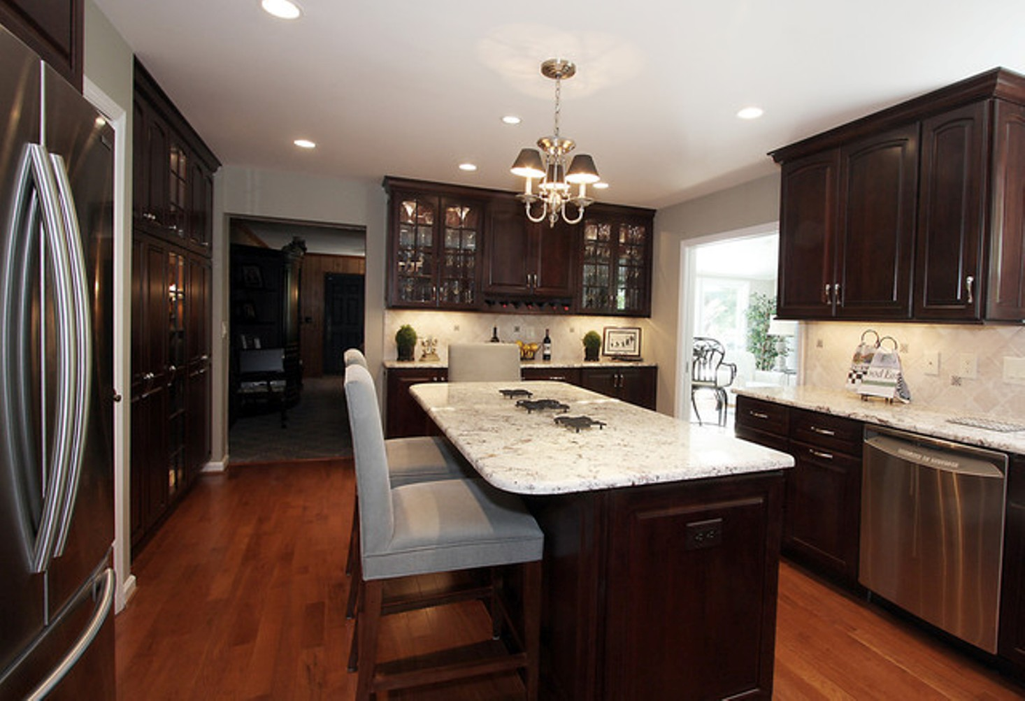 Dark Kitchen Remodel Custom Affordable Tiny Kitchen Remodeling With Dazzling Decoration Decorating Inspiration