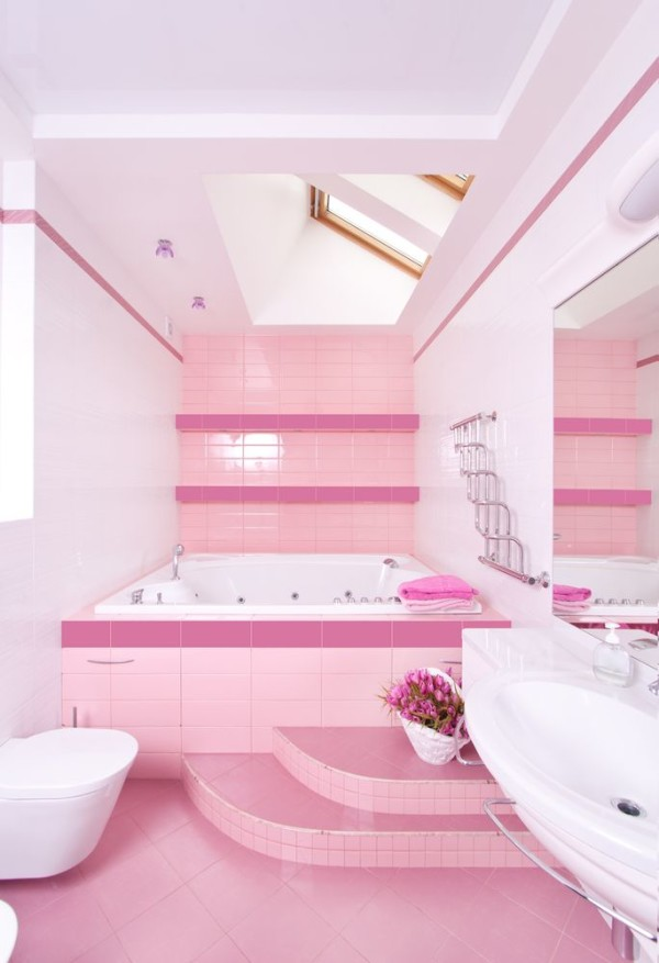 Cute Bathroom Ideas for Pleasant Bath Experiences