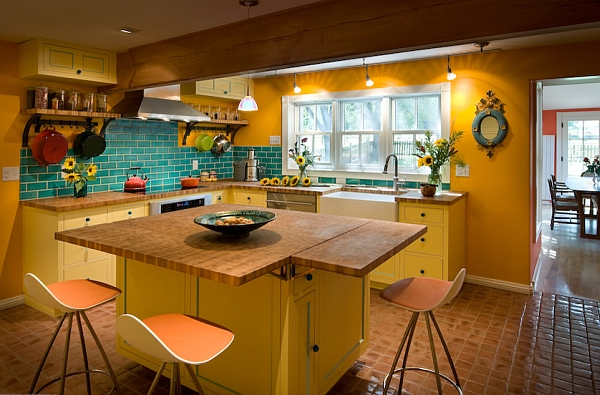 Cool Barstools To Complete Your Kitchen Homesfeed