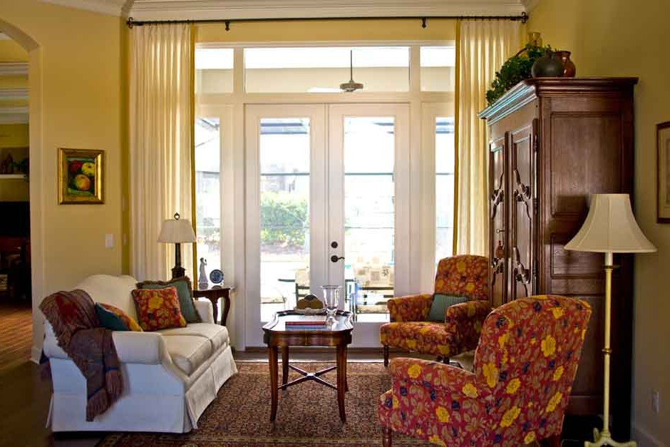 Inspiring window treatments in nyc for amazing window Simple window treatments