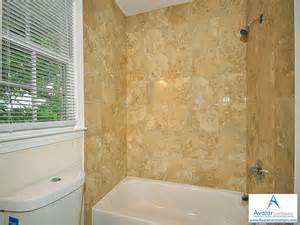 Simple Budget Bathroom Remodel With